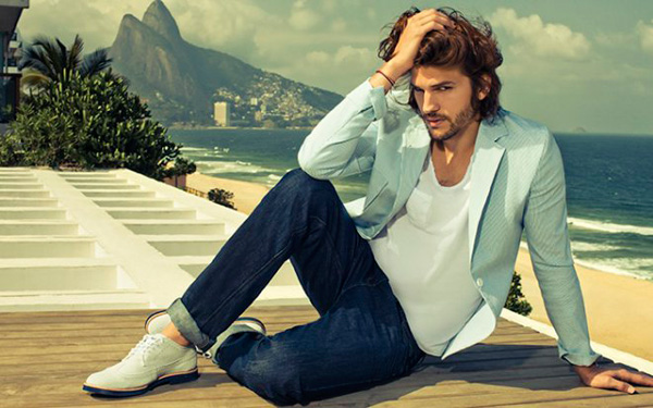 модные мужские джинсы 2015