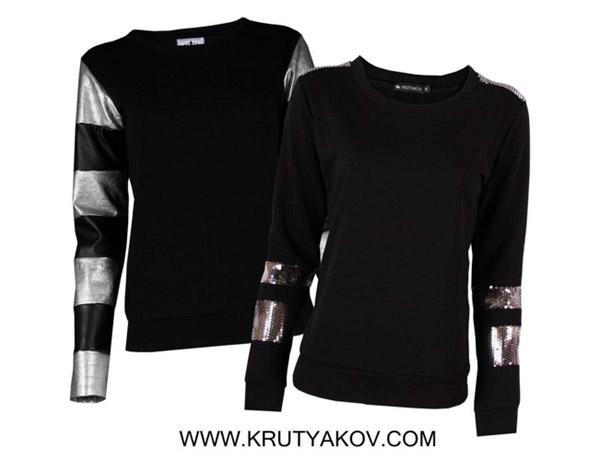 свитшоты от krutyakov