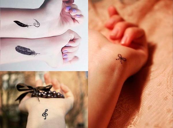 самые женственные татуировки