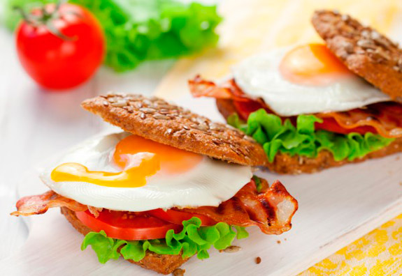 завтрак на скорую руку