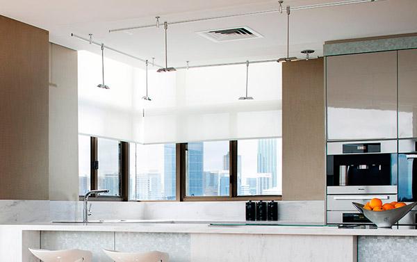 выбрать шторы для каждой из комнат