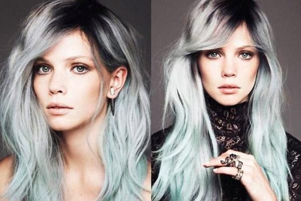 модная покраска волос 2016