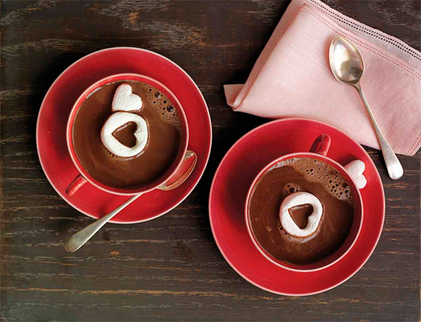 идеи завтрака на День Валентина