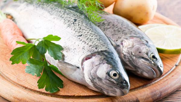выбрать свежую рыбу