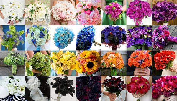 выбрать цветы по характеру человека