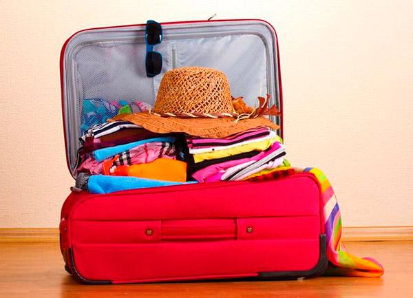 выбрать дорожный чемодан