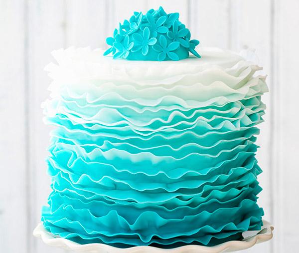 советы по выбору свадебного торта
