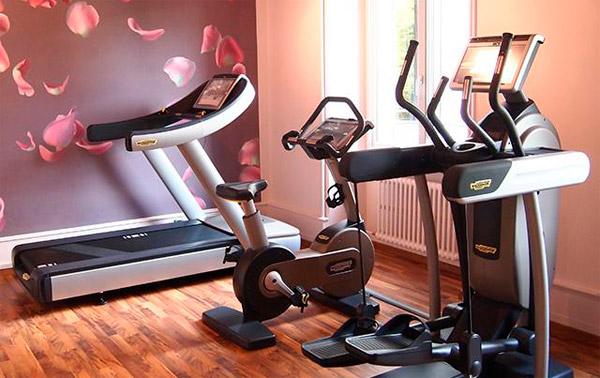 спортзал в домашних условиях