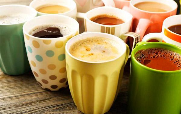 вкусный кофе для гостей