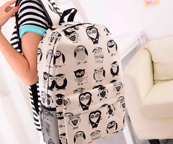 выбрать городской рюкзак