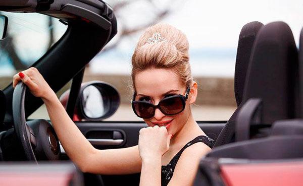 курсы вождения для женщин