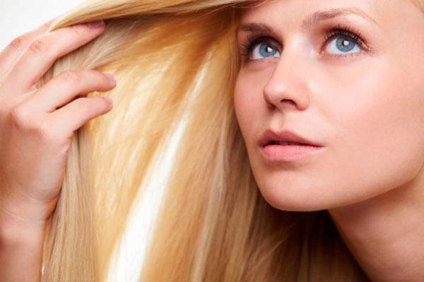 восстановить волосы после укладки