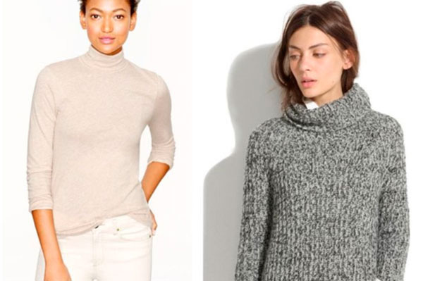 какой свитер купить на осень
