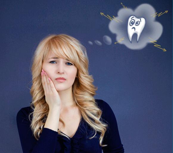чувствительность зубов зимой