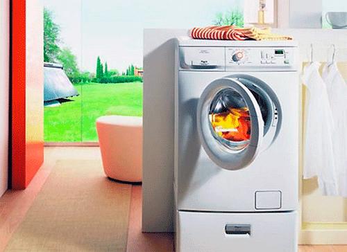 причины поломки стиральных машин