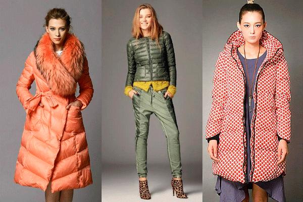 куртки и пуховики зима 2016