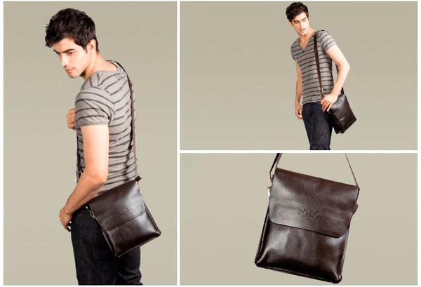 выбрать мужскую сумку