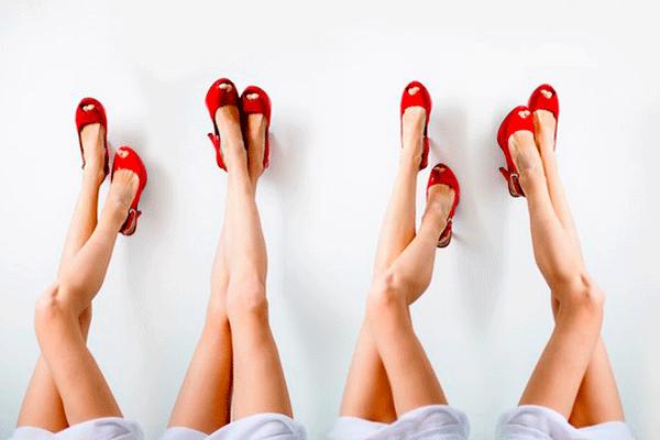 идеальные ножки к весне