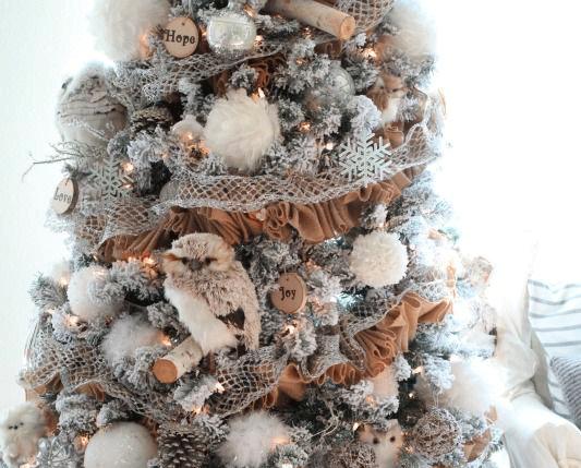 как украсить новогоднюю елку 2017