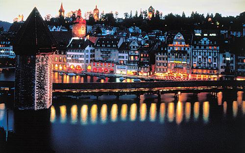 горящие туры в Швейцарию