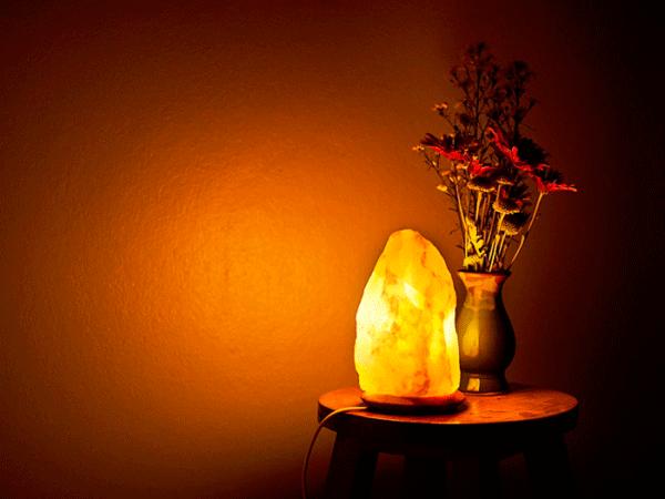 преимущества соляной лампы