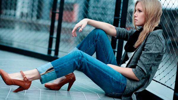 мода на джинс