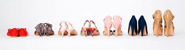 подобрать туфли под платье