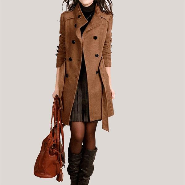 выбрать пальто советы