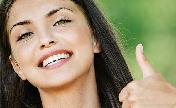 красивые здоровые зубы