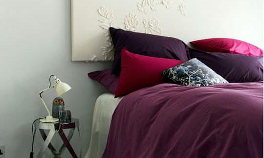 как сочетать постельное белье