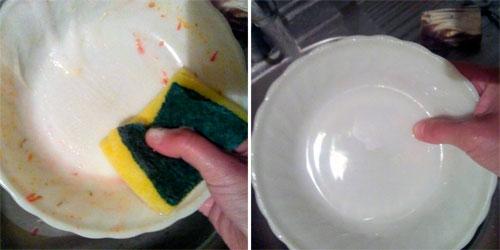 горчичное мыло для мытья посуды