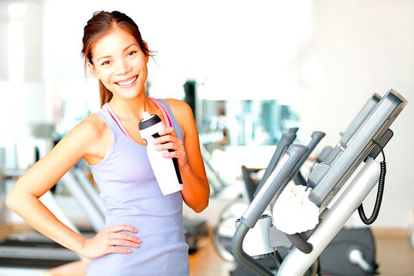 советы для занятий фитнесом