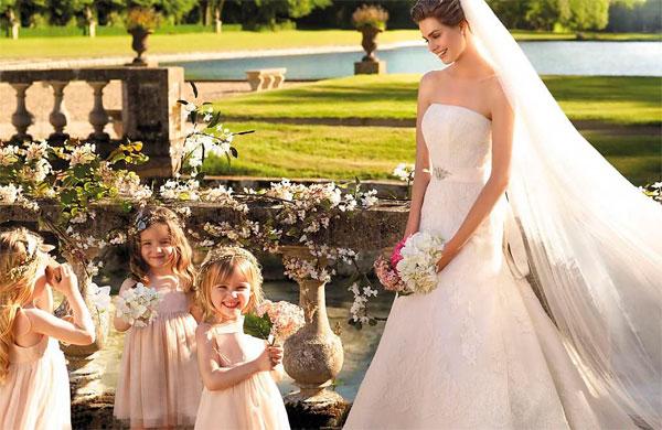 зарубежные свадебные традиции