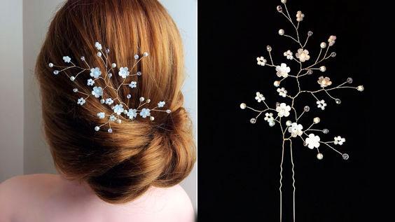 аксессуары для волос 2017
