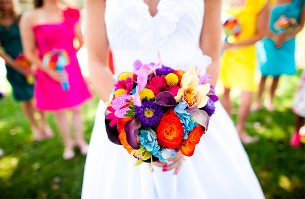 значение цвета свадьбы