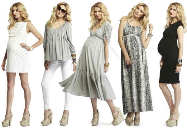 модная одежда для беременных 2017