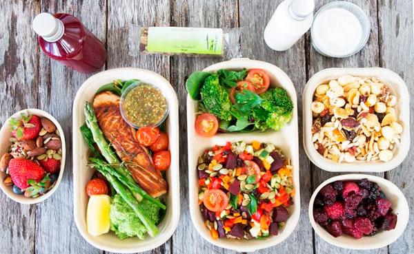 питание для похудения FoodEx