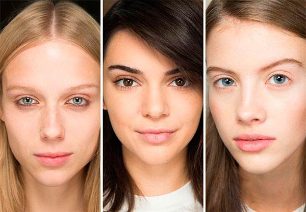 модный макияж лето 2017