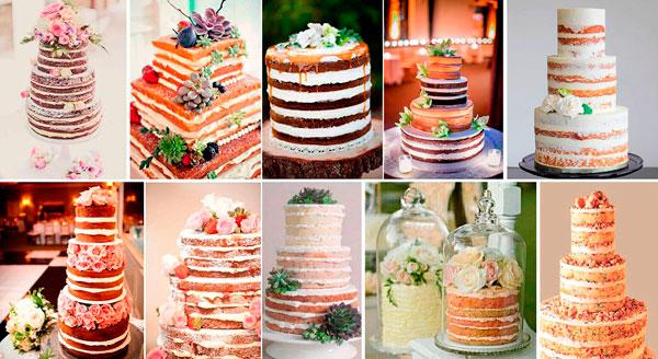 выбрать торт для летней свадьбы