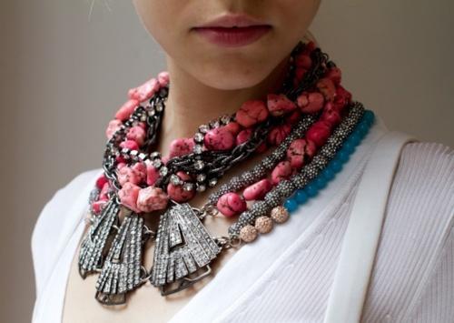 выбрать украшение с натуральными камнями