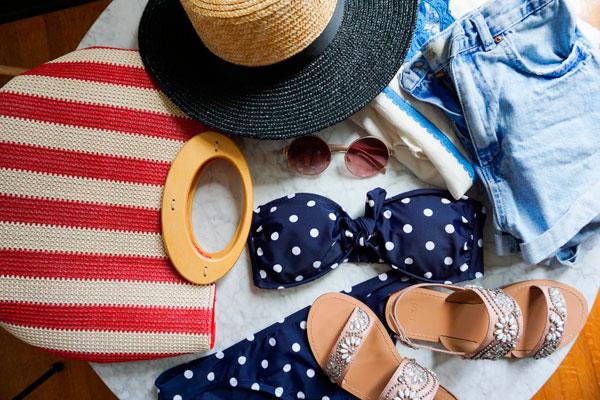 капсульный гардероб для летнего отпуска
