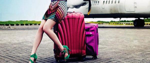 как ухаживать за дорожным чемоданом