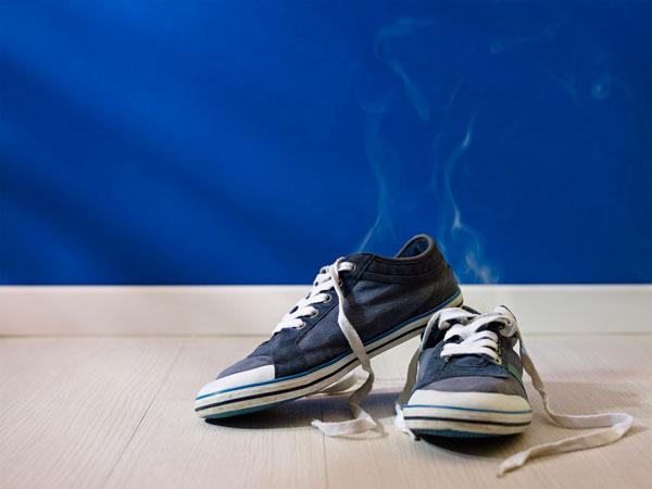 домашние средства от неприятного запаха обуви