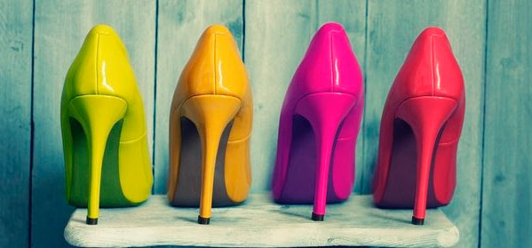 как красиво ходить на каблуках