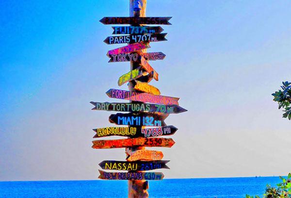 как выбрать направление для путешествия