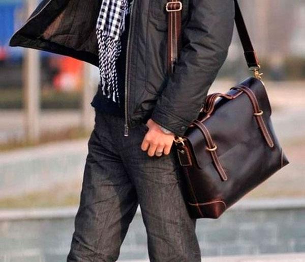 мужские сумки в интернет-магазине «Vergere»