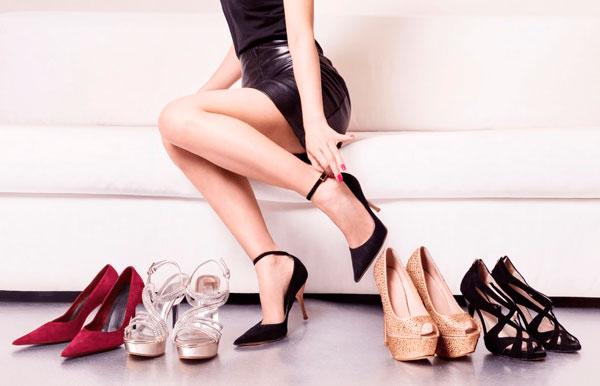 что обувь говорит о своем владельце
