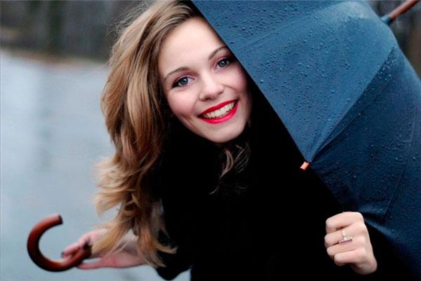 подобрать зонт под гардероб