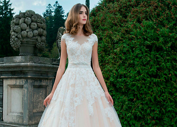 свадебная мода 2017-2018