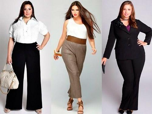 business casual гардероб для полных